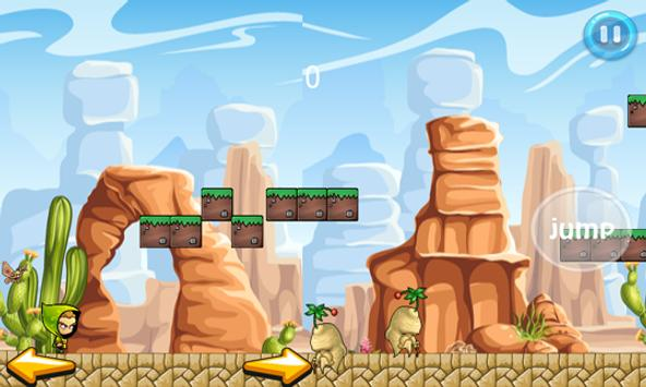 Robin World Adventure apk screenshot