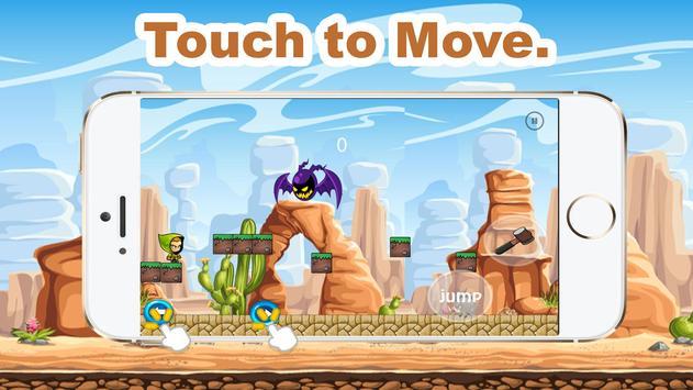 Super Maboy World Jungle apk screenshot