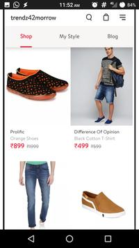 Trendz42morrow - Online Shopping,Offers,Coupons screenshot 3