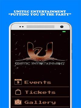 Unitec Entertainment screenshot 4