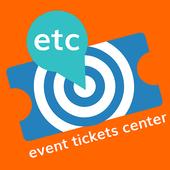 Event Tickets Center – Buy Tix icon