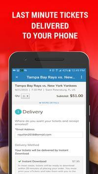 Event Tickets Center – Buy Tix apk screenshot