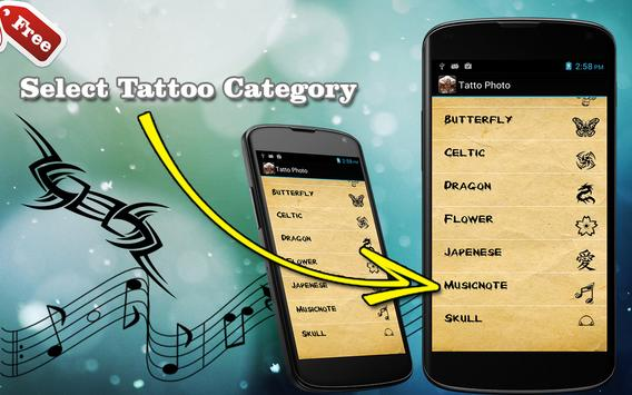 Tattoo Photo screenshot 1