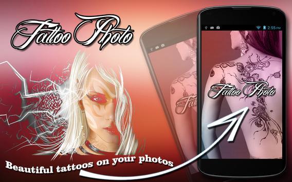 Tattoo Photo screenshot 4