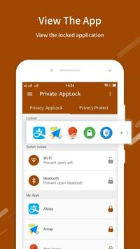 Blue Balloon AppLock - Lock apps&encrypt files screenshot 3