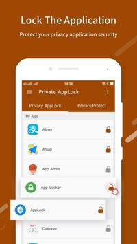 Blue Balloon AppLock - Lock apps&encrypt files screenshot 1