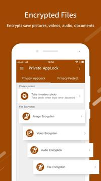 Blue Balloon AppLock - Lock apps&encrypt files screenshot 4