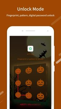 Halloween AppLock - Lock apps&encrypt files poster