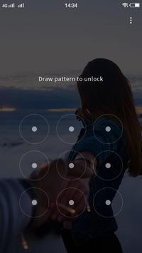 See the world-Apps,photos,videos,files Lock poster