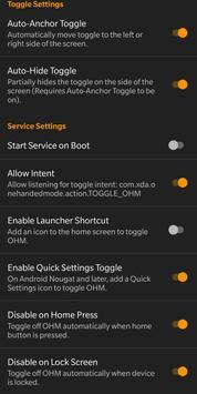 One-Handed Mode screenshot 7