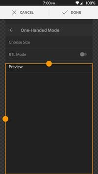 One-Handed Mode screenshot 3