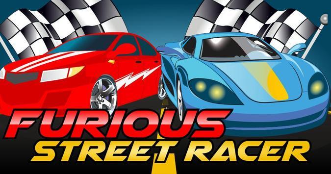 Furious Street Racer poster