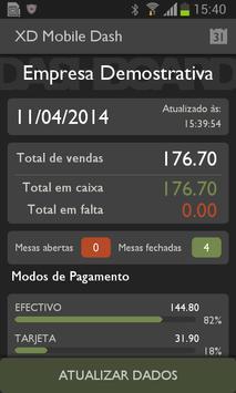 XD Mobile Dash screenshot 1