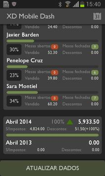 XD Mobile Dash screenshot 2