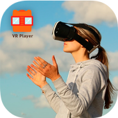 VR Video Player 3D icon