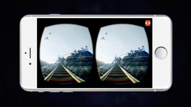 VR Video Player 3D apk screenshot