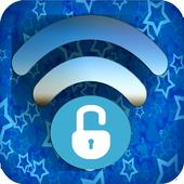 WIFI AUTO Unlock icon