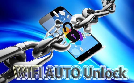WIFI AUTO Unlock apk screenshot
