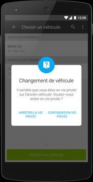 XeeFLEET Driver apk screenshot