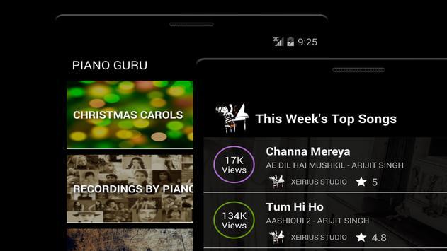 Piano Guru: Learn your favorite song screenshot 8