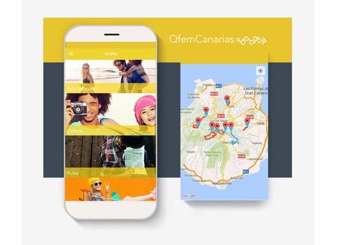 Qfem Canarias apk screenshot