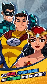 Pinoy Komiks Heroes poster