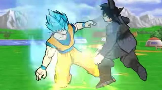 Super Saiyan Shin Xenoverse apk screenshot