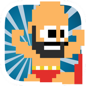 Rough Dodger - Jumping Game icon