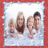 Christmas Photo Frame & Cards icon