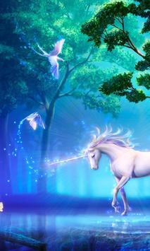 Fantasy & Magic Live Wallpaper apk screenshot