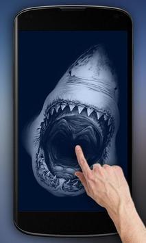 Shark Attack Live Wallpaper Apk Screenshot