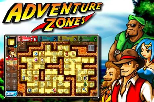 Adventure Zones screenshot 5