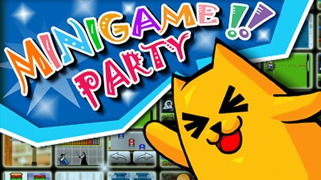 MiniGame Party! poster