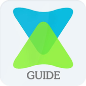 Guide Xender How file transfer icon