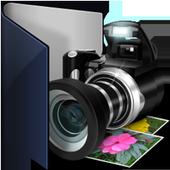Camera HD+ icon
