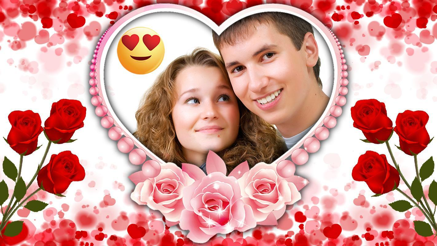 Valentine Day DP Photo Frames for Android - APK Download