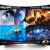 FollowChannel for YouTube free icon