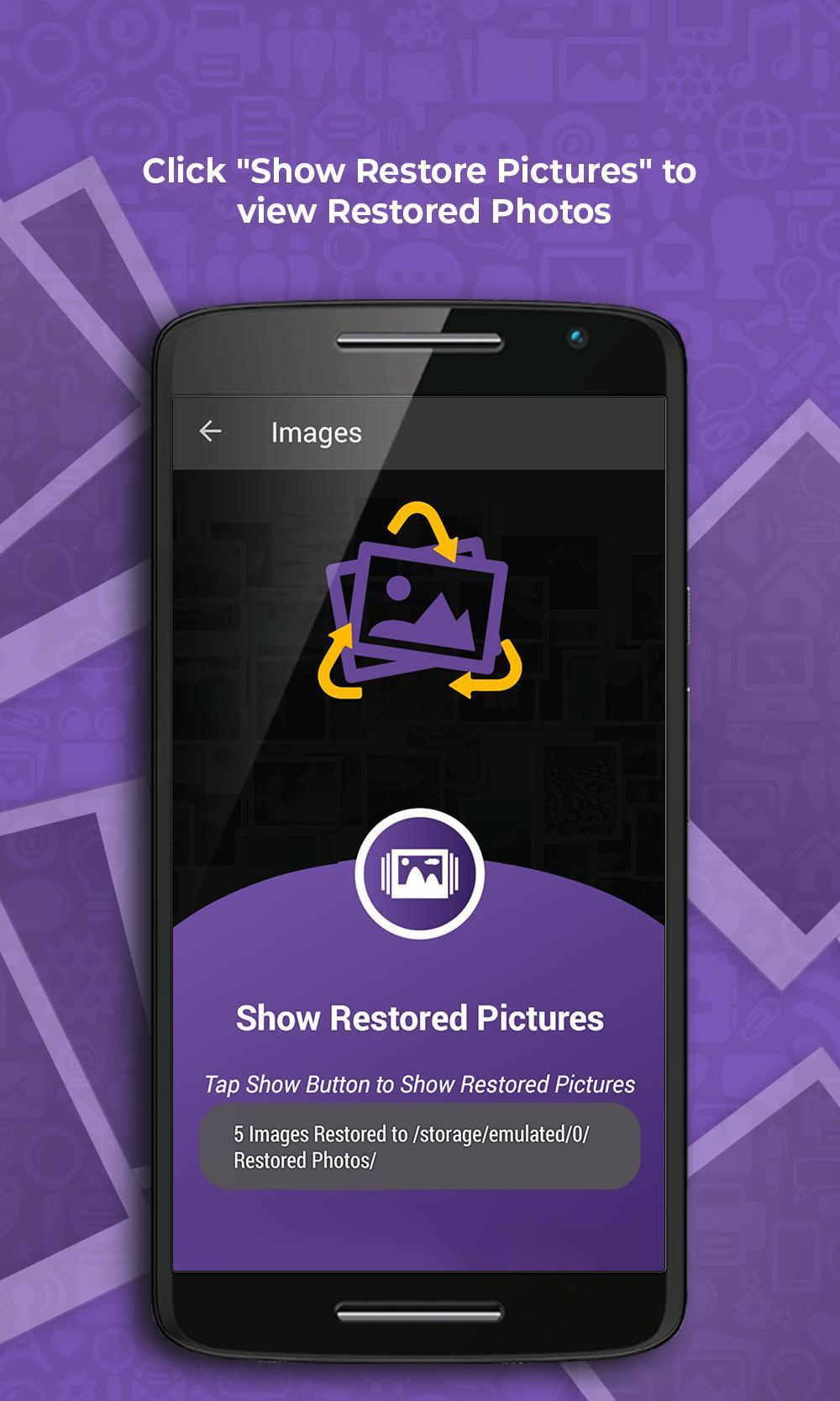 Gelöschte Fotos aus Galerie wiederherstellen für Android ...