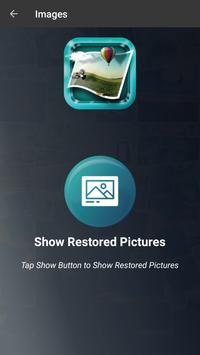 Restore My All Deleted Photos Free screenshot 5