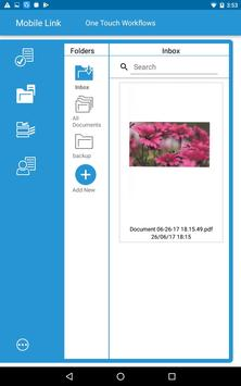 Xerox® Mobile Link apk screenshot
