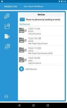 Xerox® Mobile Link screenshot 13