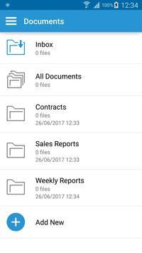 Xerox® Mobile Link screenshot 1