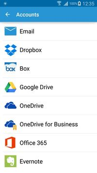 Xerox® Mobile Link screenshot 2