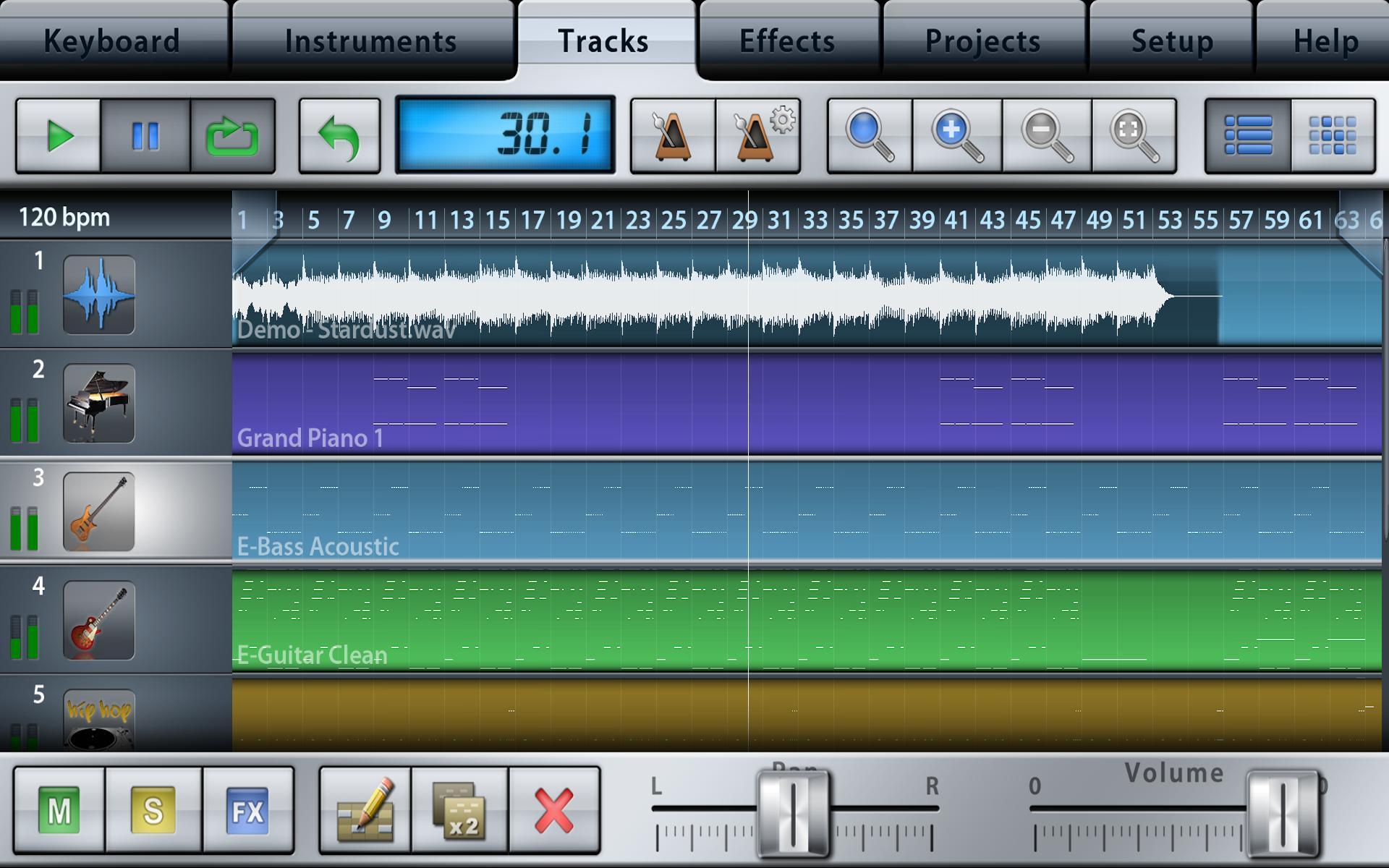 music studio lite mod apk