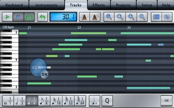 Music Studio Lite screenshot 17