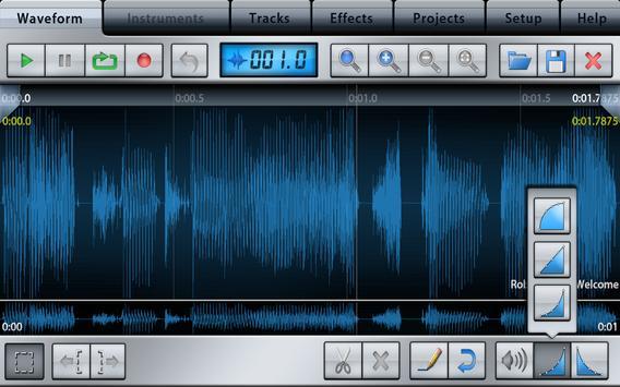 Music Studio Lite screenshot 11