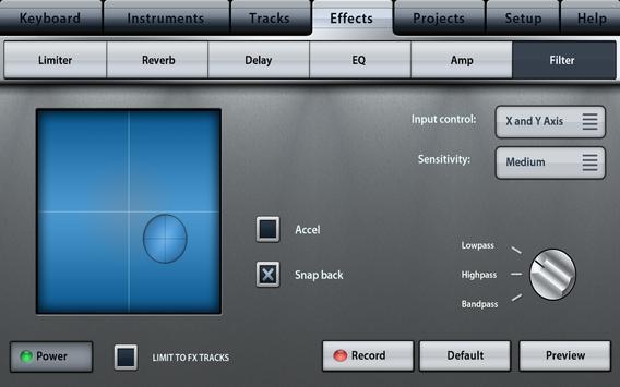 Music Studio Lite screenshot 12
