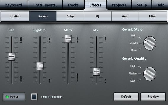 Music Studio Lite screenshot 20