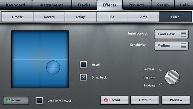 Music Studio Lite screenshot 5