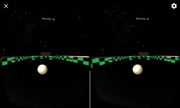The pinball VR apk screenshot